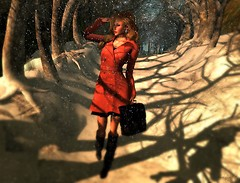 Modern Day Red Riding Hood