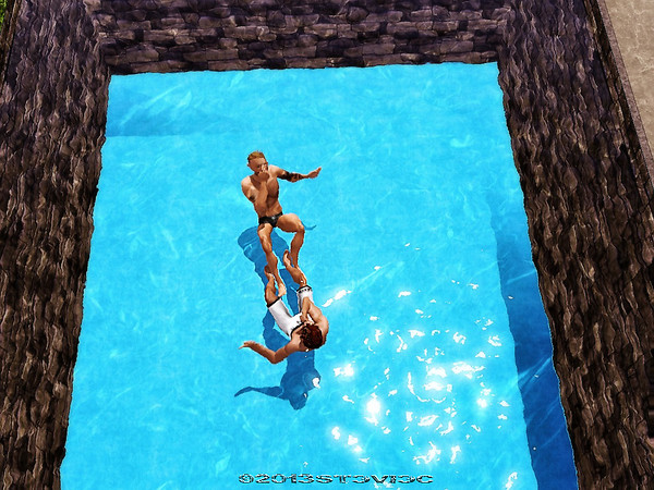 Underwater Play.....