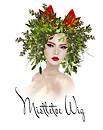 mistletoe wig