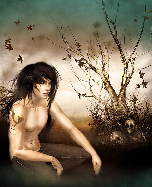 Prometheus - Species Origin