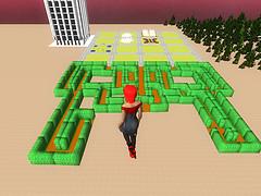 The Maze So Far @ Rainbow City