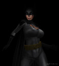 The Challenge Week 20 Darkness :: Batgirl Shadow Attack