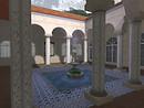 QT Tree Vilal Courtyard