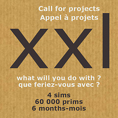 xxl call for projects