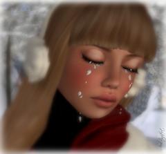 Snow tears
