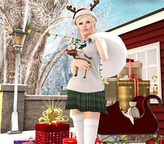 Stealing from Santa