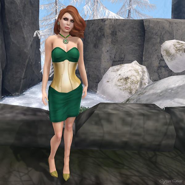 Baiastice - Grace Dress