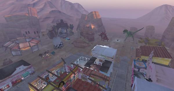 Tableau Desert