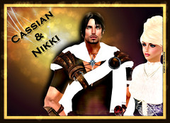Cassian and Nikki profile 4