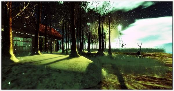 The Sky Of Imaginaria Sim