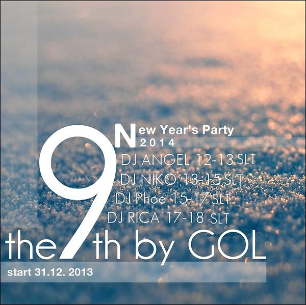 GOL 9th NewYear'sParty ADS