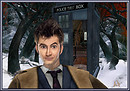 The Tenth Doctor landed in SL