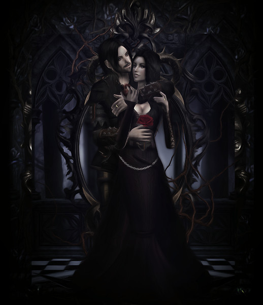 .:°Ofelia&Thane - Whe share this hell at any cost°:.