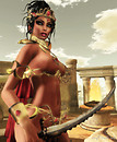 Dejah Thoris Unconquered