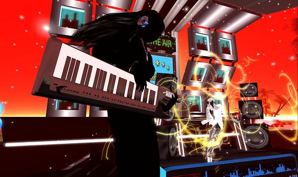 Jammin with DJ Fell at Starrry Eyed Radio