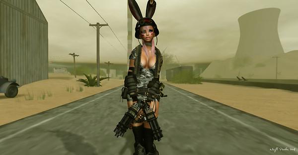 Apocalypse Girl - So You Want To Play Guns