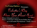 Valentine's Day Event 2014