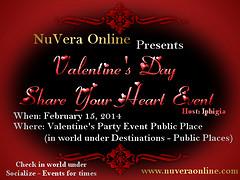 Valentine's Day Event 2014