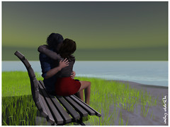 a romantic evening