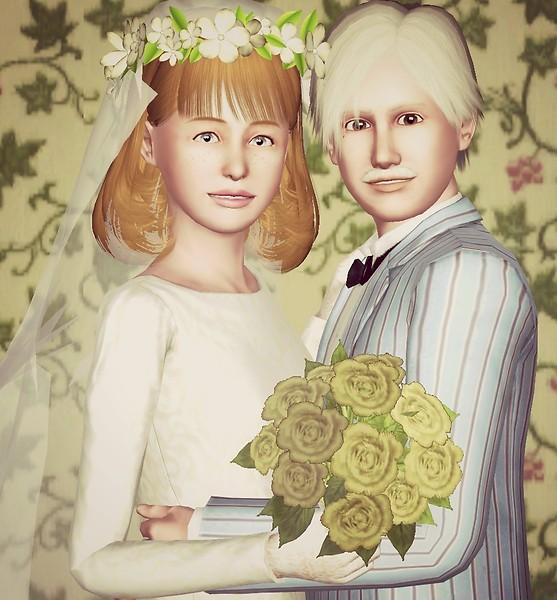 Edwardine and Patrick's wedding