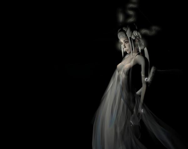 The Artist in the Dark