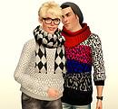Louise & David