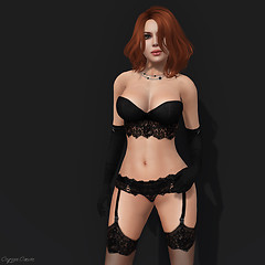 Blacklace Lydia SLink West