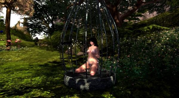 The Cyprian Garden - A stunningly beautiful BDSM playground - liqueur.felix