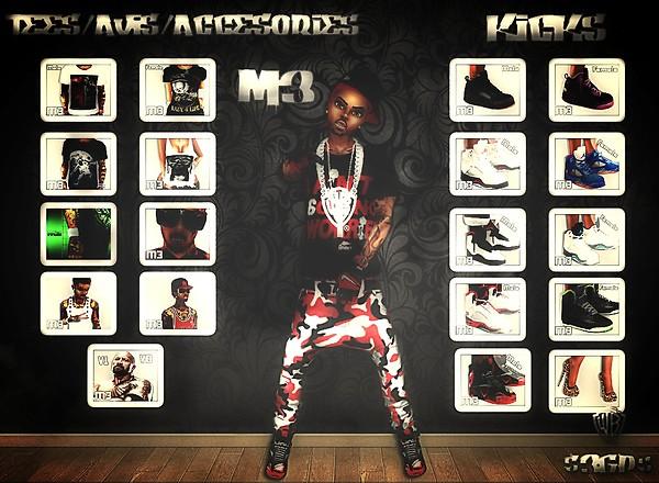 My Products On IMVU