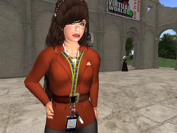 Larysa Nadolny Larysa Nadolny from Iowa State U - Keynote - chimera.cosmos