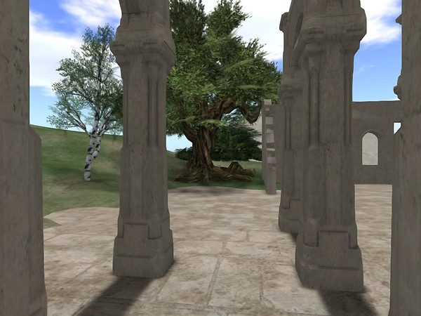 View from the VWBPE Main Auditorium - chimera.cosmos