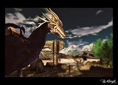 The Sacred Dragon