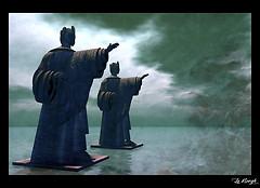 Priests of the Sacred Dragon