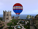Balloon Tour at Dark Wishes 2