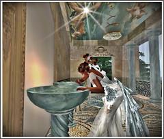 Goddess Bathing