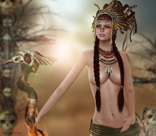 Magissa~Native