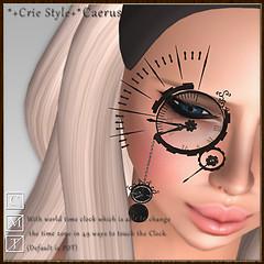 *+Crie Style+* Caerus