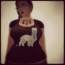 Alpaca T-shirt Female