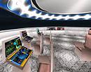 Interior Space ship