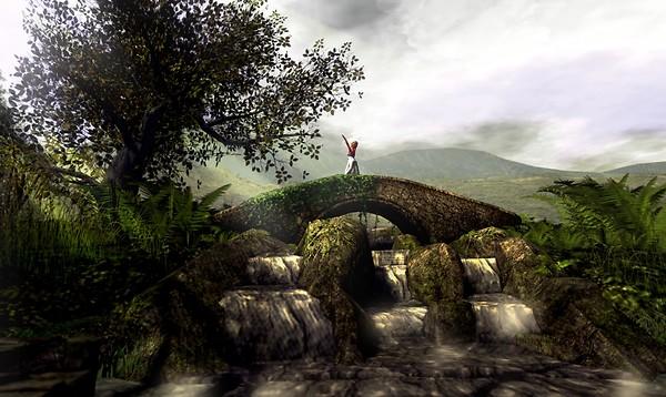 Bridge On The Road To Nowhere