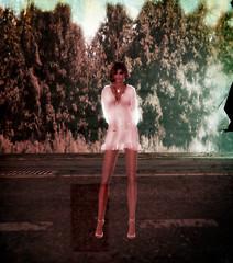 Standing Lady (Velvetrose)