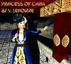 Princess of China by V. Lenoirre