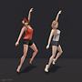 Sexy Strip Latina Dance 01