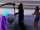 Grim Reaper comes