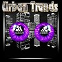 adidas purple eyes set