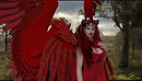 Maleficent In Red 2....
