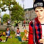joshy first day sims 2 university