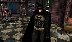 Hero...or Villain??? (at ComAsylum)