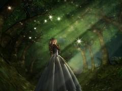 Catching stars in Wonderland :)