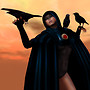 The Challenge Group :: Comic-Con Cosplay Raven